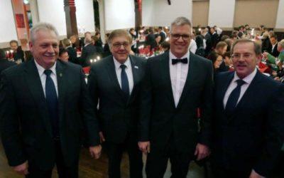 Munzinger Ingenieure GmbH bei 25-Jahr-Feier gewürdigt