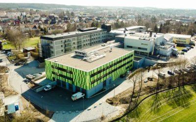 Umzug in Klinikneubau in Neustadt an der Aisch